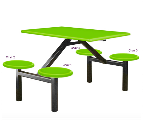 Food Court Table And Chair Malaysia