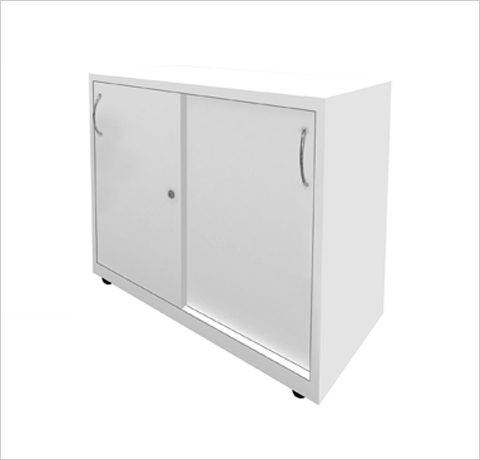 Wooden Cabinets Decor Viz System